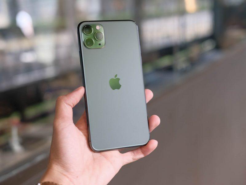 Kết quả hình ảnh cho iphone 11 pro có mấy màu