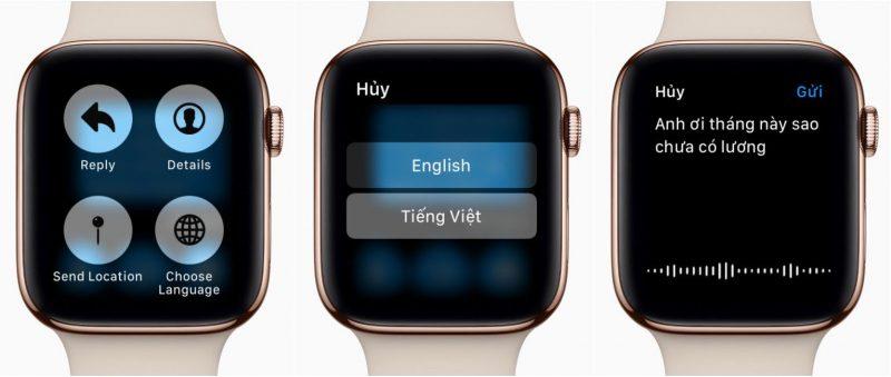 13 thủ thuật sử dụng Apple Watch Series 3 hiệu quả và dễ dàng hơn