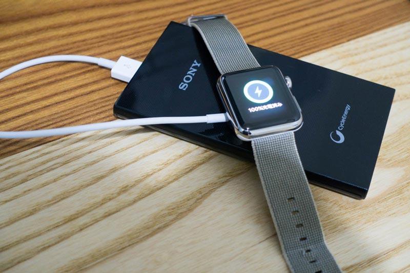 Apple Watch Series 3 sạc bao lâu thì đầy? sạc thế nào đúng cách?