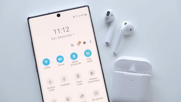 Kết nối tai nghe AirPods 2 với thiết bị khác