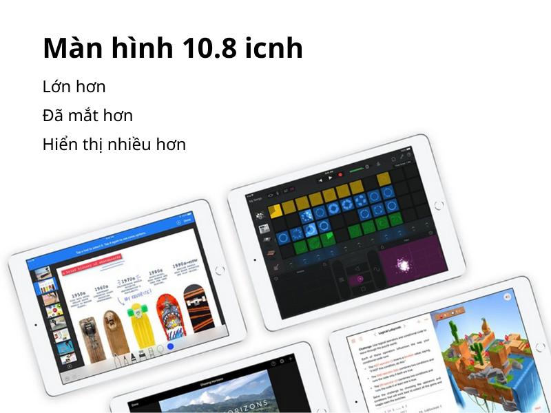 iPad Gen 8 giá bao nhiêu? Bảng giá mới nhất 2020