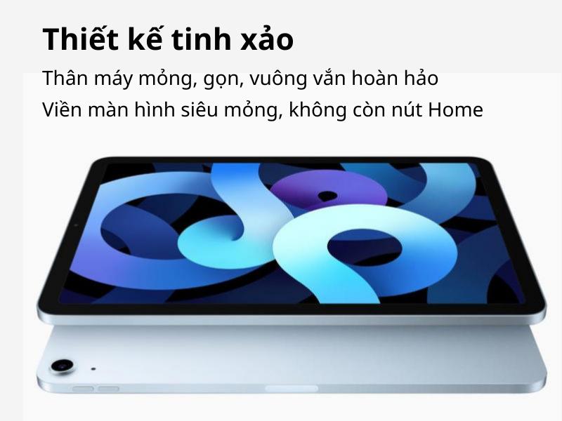 iPad Air 2020 giá bao nhiêu? Bảng giá chi tiết tại Việt Nam
