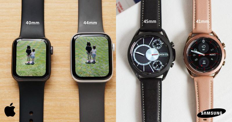 So sánh Apple Watch Series 6 và Samsung Galaxy Watch 3: tốt nhất và tốt vừa đủ